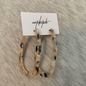 Coutukitsch Hoop Earrings